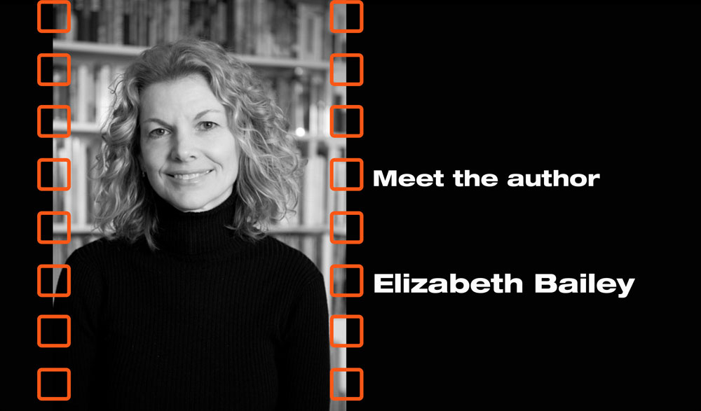 Meet the author - Elizabeth Bailey